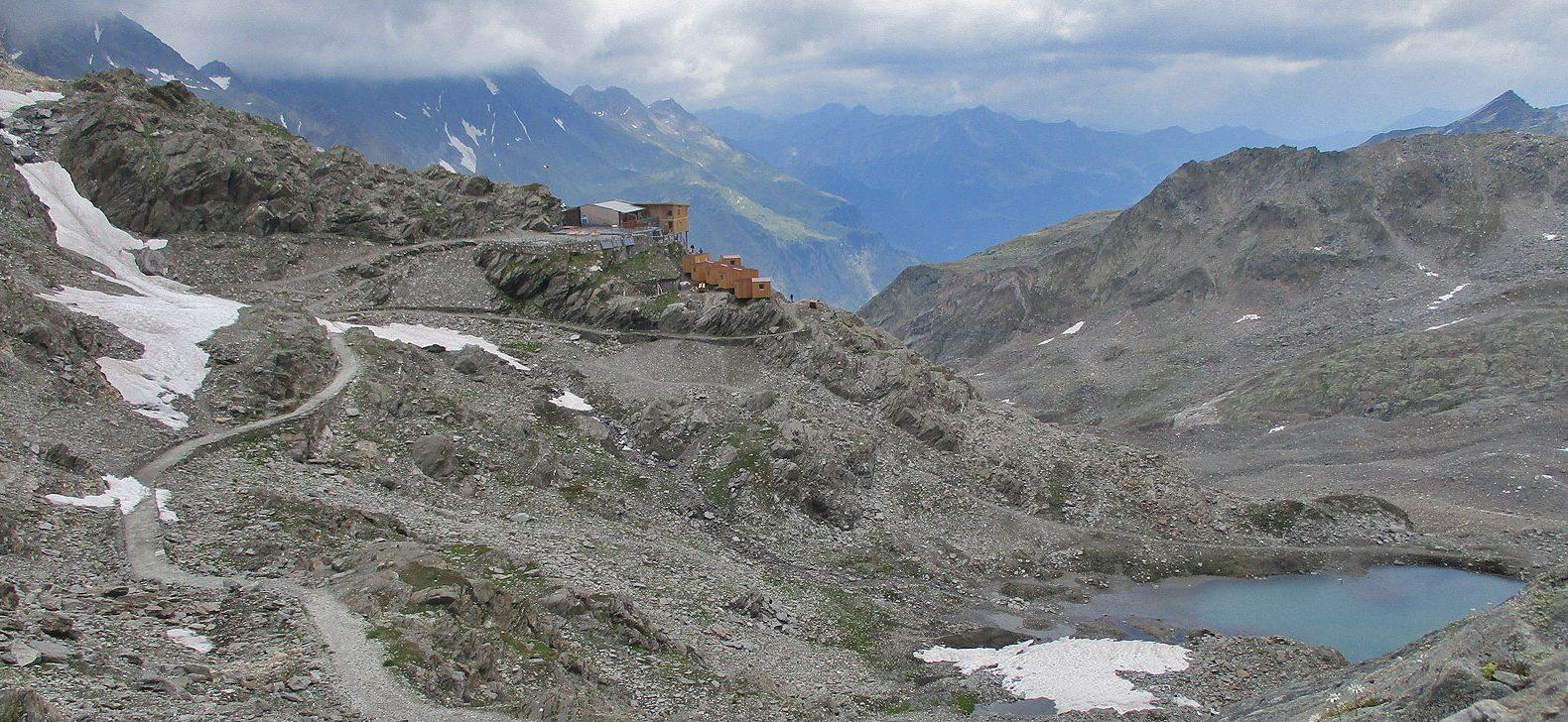 Schneebergscharte