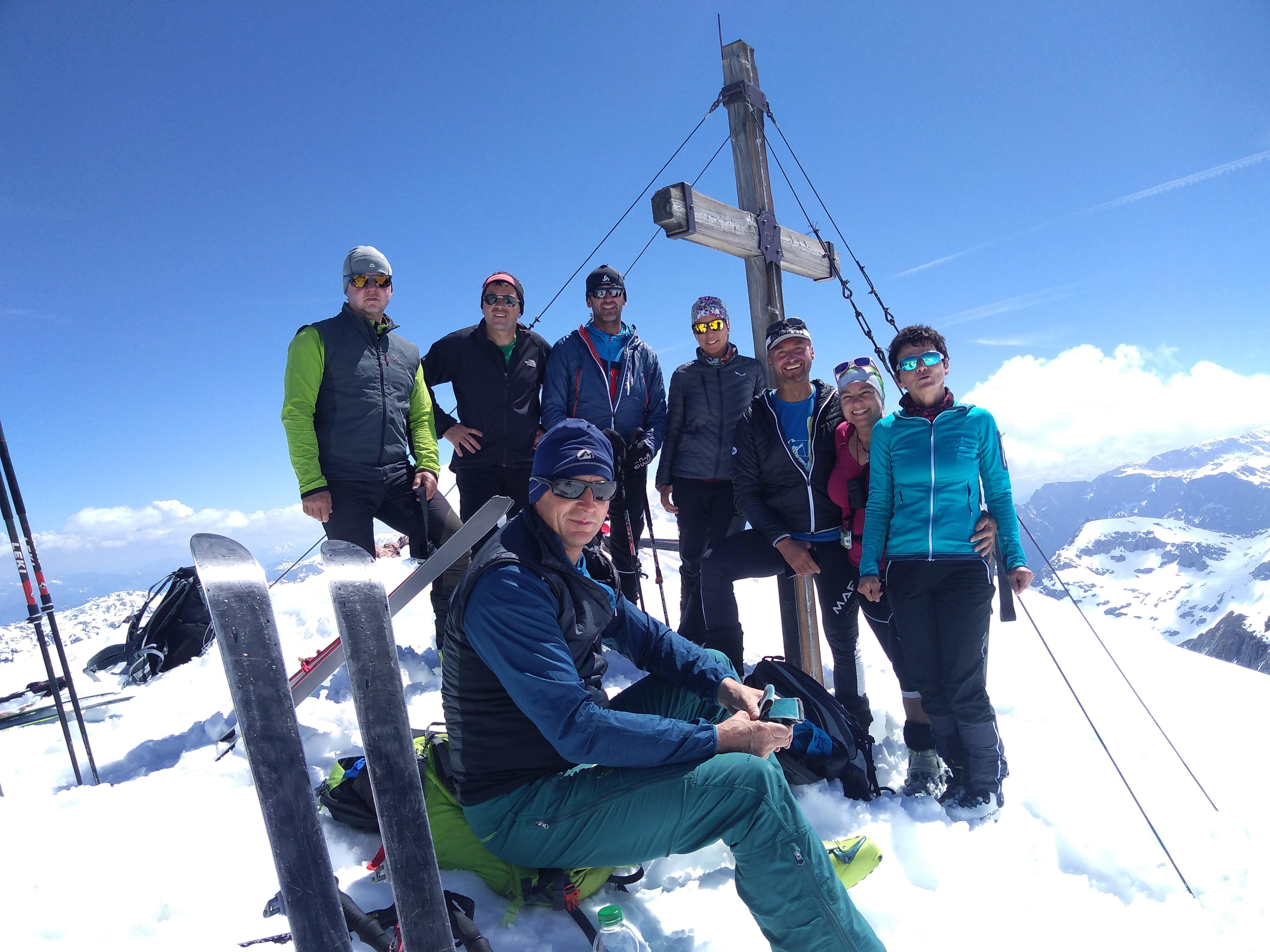 Skitour Ebenhorn 02.06.2019